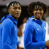 Immanuel Quickley Tyrese Maxey