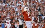 texas-longhorns-head-coach-steve-sarkisian-on-how-quarterback-hudson-card-will-handle-road-game-vs-arkansas