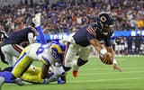 justin-fields-reacts-to-first-touchdown-chicago-bears-ohio-state-buckeyes