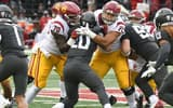 USC offensive line