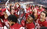 WATCH Arkansas Hogs 'move out' of FBS basement in new SEC Short