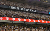 COLLEGE FOOTBALL: OCT 09 Alabama at Texas A&M