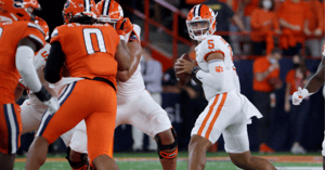 DJ-Uiagalelei-evaluates-play-minor-setbacks-Clemson-Tigers-offense-Syracuse-Orange