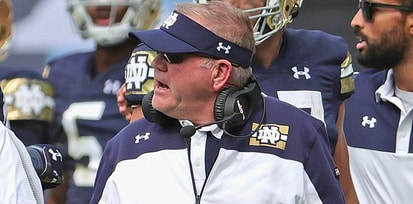 kirk herbstreit top performing coaches week four brian kelly notre dame