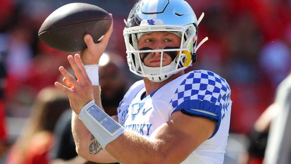Kentucky-Quarterback-Will-Levis Grows-Loss-Georgia