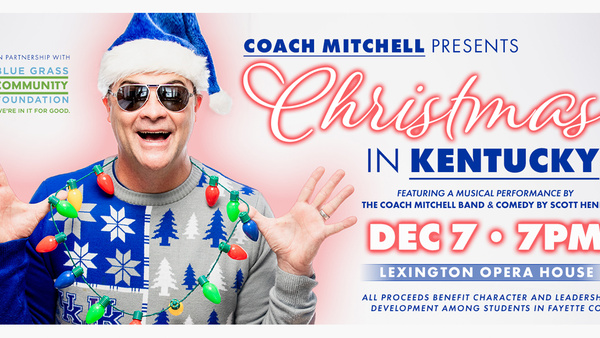 matthew-mitchell-announces-a-christmas-in-kentucky-concert-to-benefit-fayette-co-schools