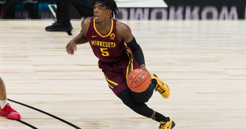 COLLEGE BASKETBALL: MAR 11 Big Ten Tournament - Minnesota v Ohio State