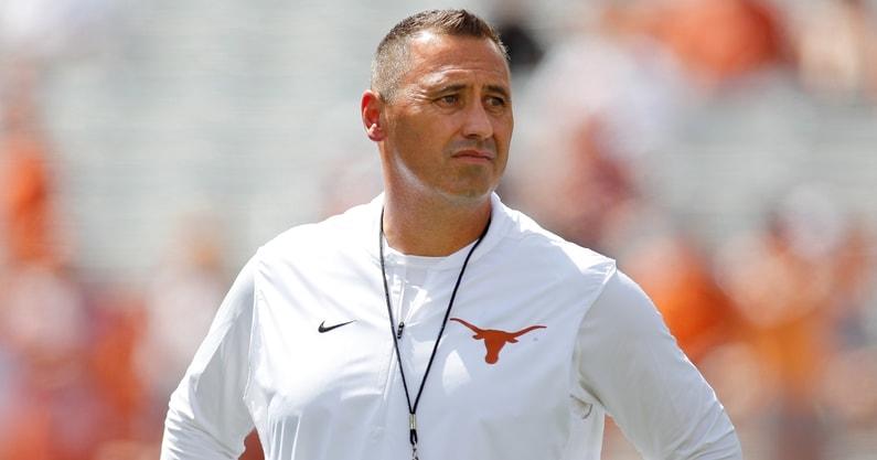texas-longhorns-head-coach-steve-sarkisian-talks-9-11-lessons-from-alabama-rolling-tide-ahead-of-arkansas-razorbacks-matchup