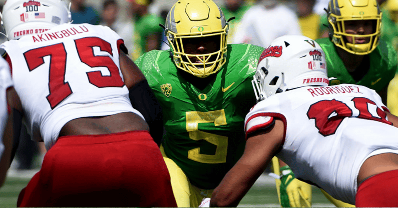 oregons-kayvon-thibodeaux-will-not-play-against-ohio-state