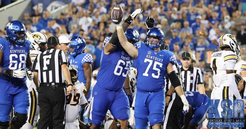 Big Blue Wall Kentucky
