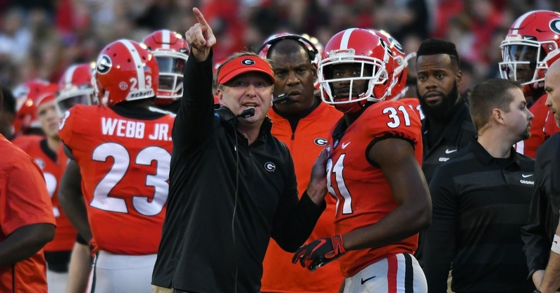 kirby-smart-reveals-georgia-bulldogs-defensive-back-william-poole-is-ineligible-will-return-in-four-games
