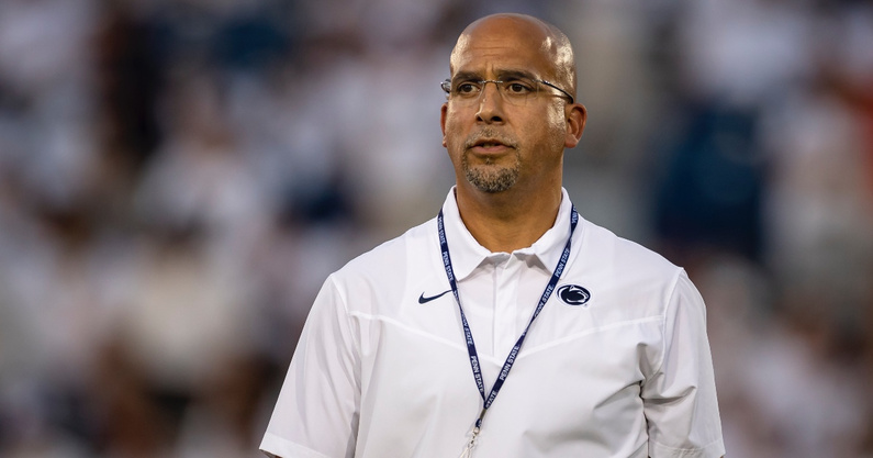 penn-state-nittany-lions-head-coach-james-franklin-responds-to-iowa-hawkeyes-kirk-ferentz-allegations-of-faking-injuries