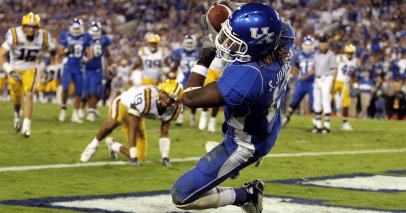 Kentucky-Football-History-vs-No-1-Teams