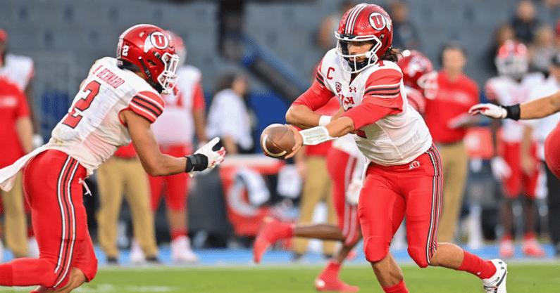 Utah football Cameron Rising