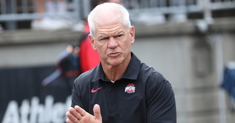 Kerry Coombs by Birm -- Lettermen Row