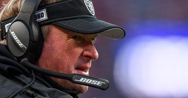 paul-finebaum-weighs-in-on-jon-gruden-coaching-college-football-las-vegas-raiders-nfl