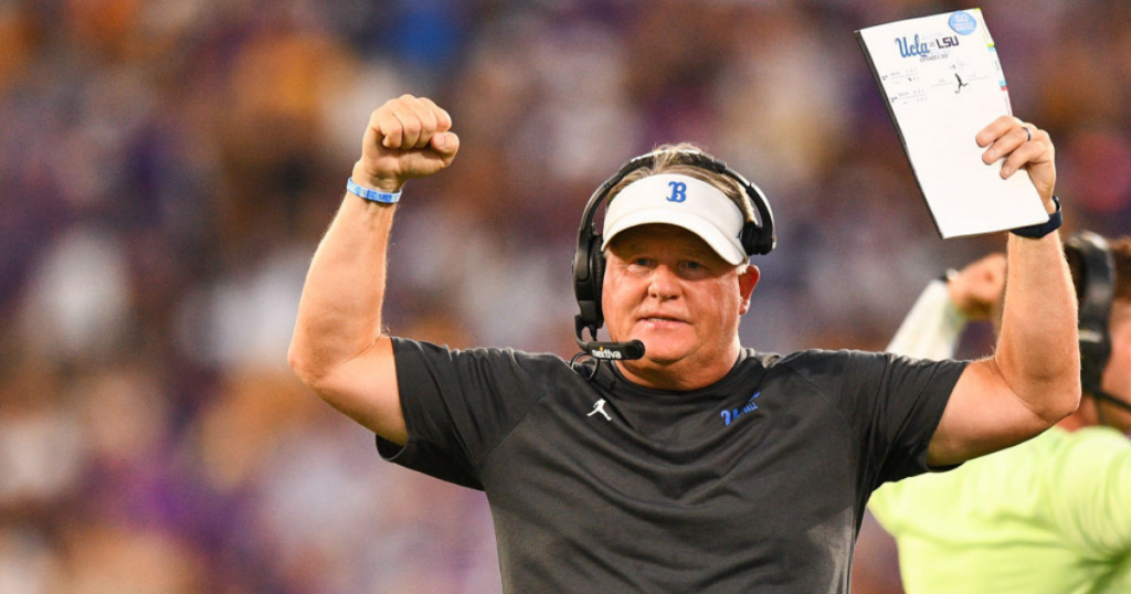 Kirk-Herbstreit-evaluates-UCLA-Chip-Kelly-ceiling-takes-shot-fans