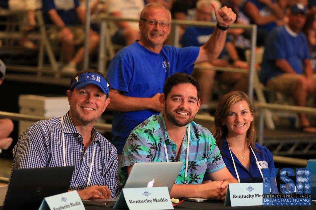 Matt Jones, Tyler Thompson, Drew Franklin KSR