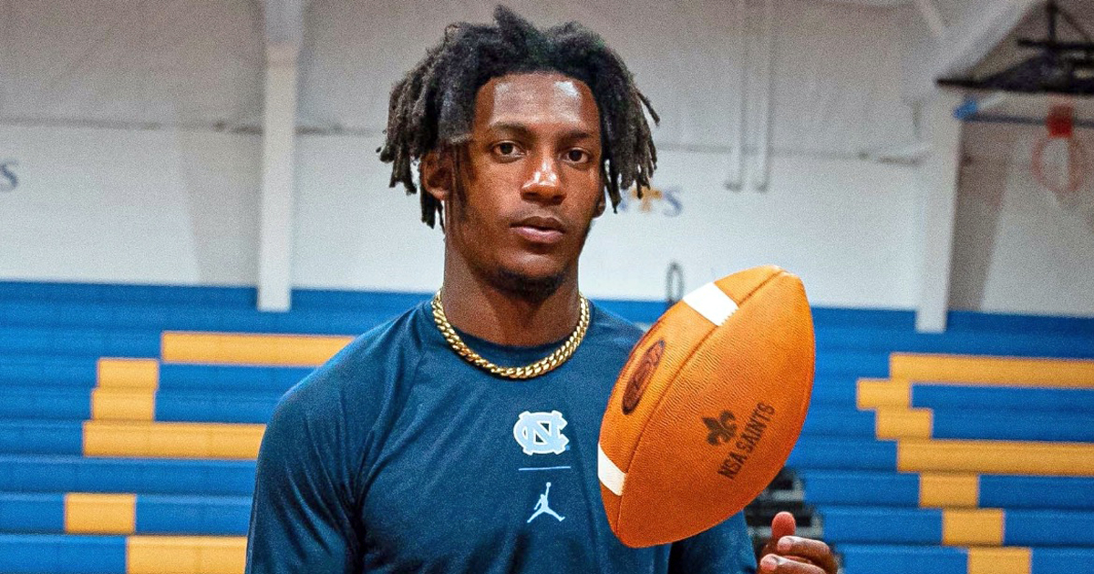 Family environment helped UNC land