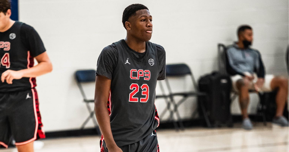 Why 5-star center G.G. Jackson is Top 10 in the 2023 class