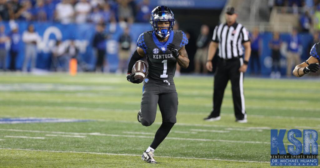 Wan'Dale Robinson - Kentucky Football