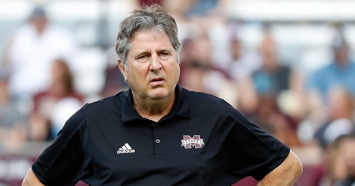 Mike Leach hilariously describes best approach to facing Alabama