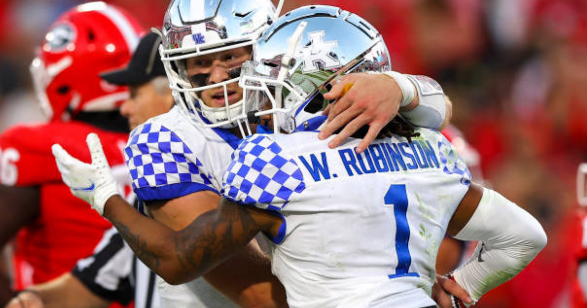 Having Wan'Dale Robinson is not enough for Kentucky